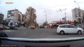 18+ КТО БАРАН ? !!! Проезд перекрестка ВТ3359СА & vysokostat / unregulated intersection