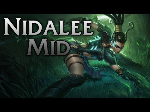 League of Legends | Headhunter Nidalee Mid - Full Game Commentary