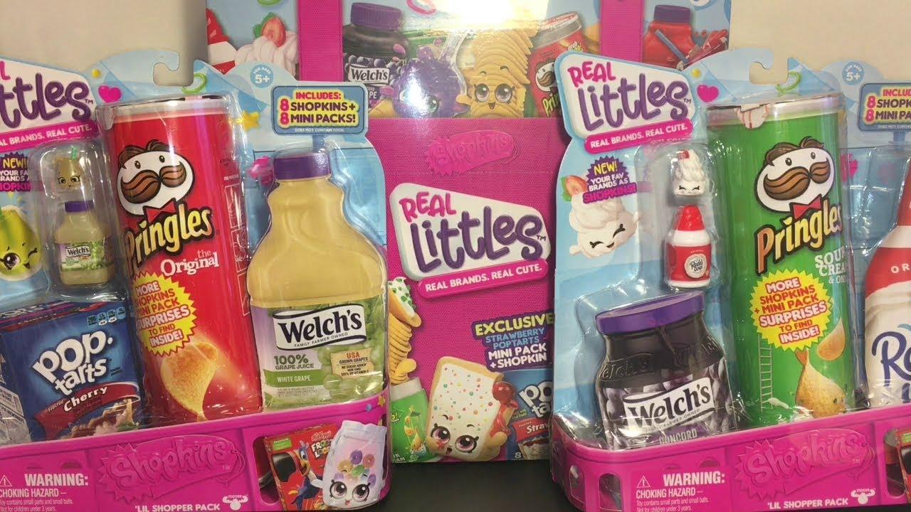 Shopkins Real Littles Season 12 Collectors Case Playset