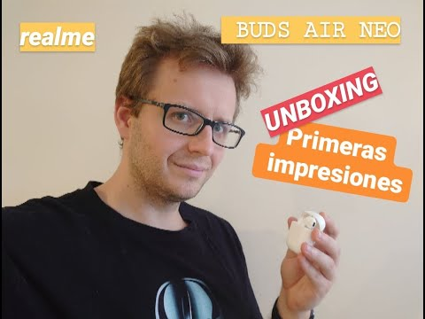 🎧 REALME BUDS AIR NEO 2020 [unboxing] [miniREVIEW] [en ESPAÑOL]