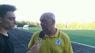 Fidelis, Giancarlo Favarin post amichevole contro Unione Calcio Bisceglie