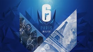 Six Major Paris - Quarts de Finale : Evil Geniuses vs Ninjas in Pyjamas.