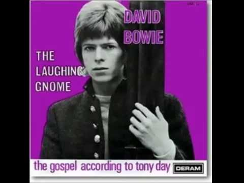 David Bowie - Laughing Gnome (Acetate Different Lyrics   Version)