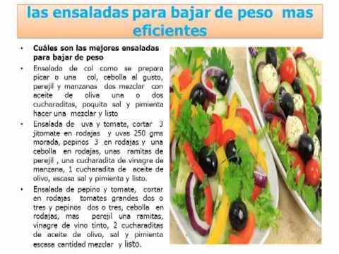 Recetas De Cocina Para Adelgazar Gratis | Recetas De Cocina Para Bajar De Peso Gratis Dieta Bajar 10 Kilos