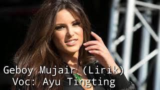 Geboy Mujair (Lirik) Voc: Ayu Tingting