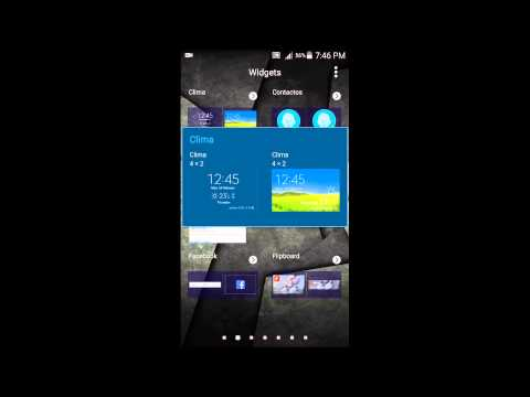 Instalar Accuweather Del Note 4 Note Edge En Tu Samsung