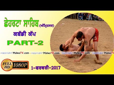 CHHEHARTA SAHIB (Amritsar) KABADI TOURNAMENT   RAMDAS vs FARHANDIPUR Kabaddi Show Match  Full HD  2