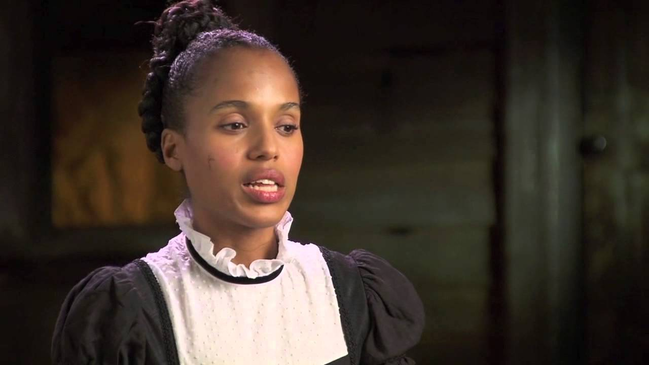 Django Unchained Fiction but Emotions Real, Says Kerry