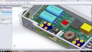 Simulating fluid flow in your designs with SolidWorks Flow Simulation