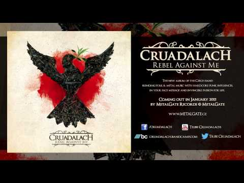 "CRUADALACH – ""Earth Café"" (Official Track /w lyrics)"