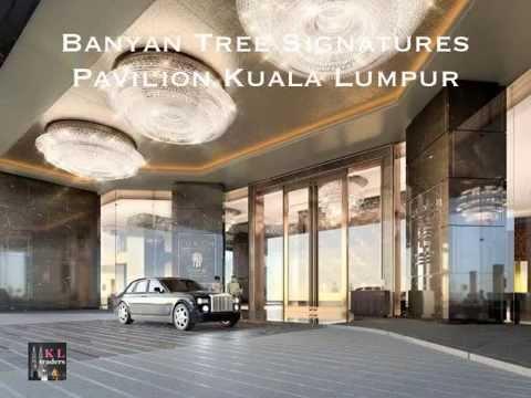 Luxury Homes at Banyan Tree Kuala Lumpur