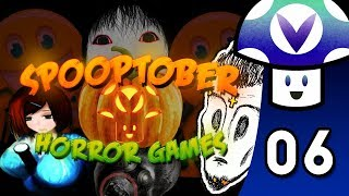 [Vinesauce] Vinny - Spooptober Horror Games: Japanese Horror Edition (part 6)