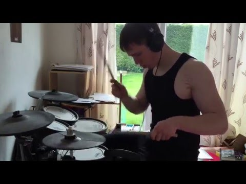 Downtown - Macklemore and Ryan Lewis - Drum Cover by Jacob Corum Williams