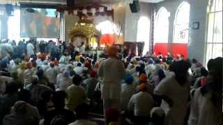 Guru Nanak Darbar Dubai, Gurdwara Dubai