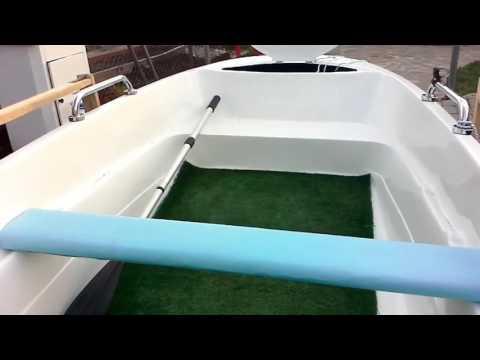 Пластиковая лодка Пингвин. Обзор