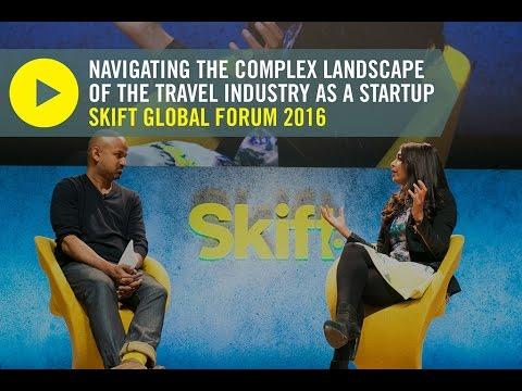 Peek CEO Ruzwana Bashir at Skift Global Forum 2016