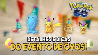 Brilhantes especiais e evento MARATOVO hoje! Saiba tudo! | Pokémon GO