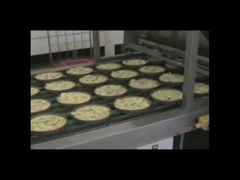 Производство кексов и