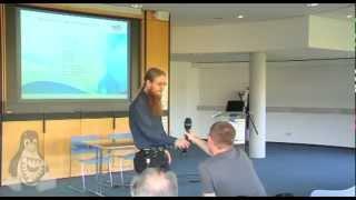 Datensicherungsserver im Einsatz für den Mittelstand mit bacula [Kielux 2012]