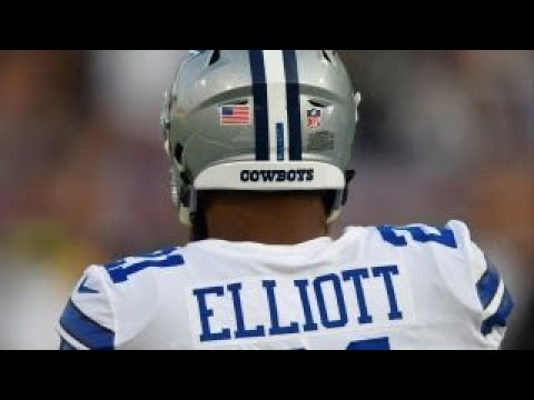 NFL suspends Cowboys running back Ezekiel Elliott