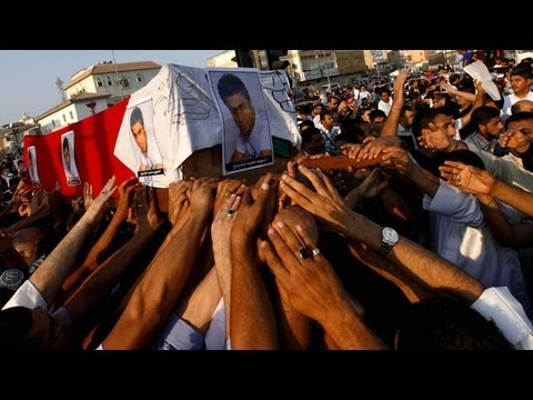 Mosaic News - 10/03/12: Bahrain Cracks Down on Funeral for Activist Who Died in Custody