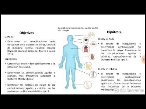 complicaciones agudas diabetes tipo 2