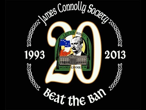 James Connolly Society's 2013 In Photos