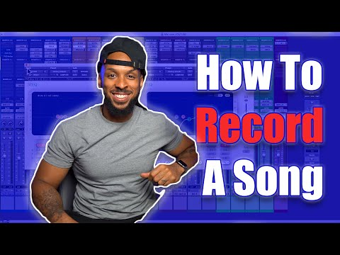 How to Record a Song In Pro Tools with UAD Console