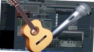 видео Fruty Loops Studio (FL Studio) - Основы и азы (УРОК. - YouTube