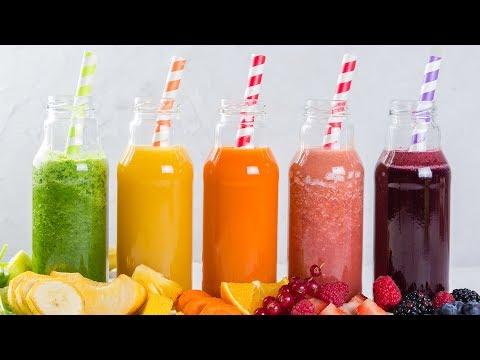 Five Methods to make Juice Smoothie Recipes even Healthier