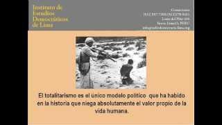 Orígenes del totalitarismo desde la perspectiva de Hanna Arendt