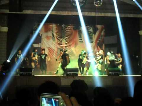 BULWAGANG NCST 2012 [Dance Series - Track 01 -- Point's & Flexes at DLSU]