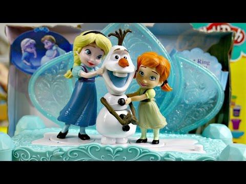 Disney Frozen / Kraina Lodu - Musical Jewellery Box / Pudełko na Biżuterię z Pozytywką - 88516