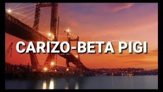 Lagu ambon terbaru hip-hop Carizo - beta pigi (lirik)