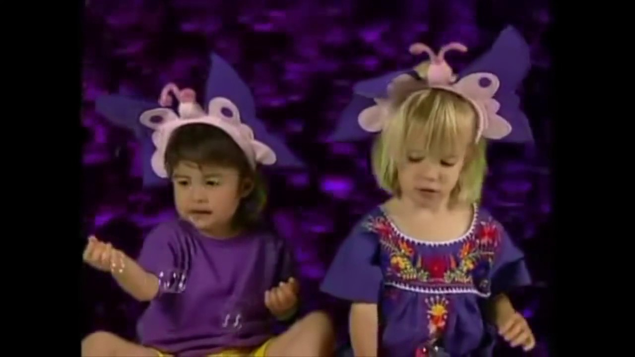 Baby Van Gogh Purple 2004 Version (with 2000 Music) - YouTube