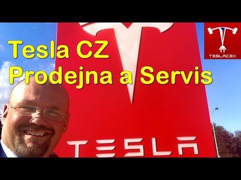 #113 Tesla Prodejna a Servis Praha (CZ) | Teslacek