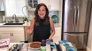 Healthy Pecan Pie and How to Stay Happy for The Holidays