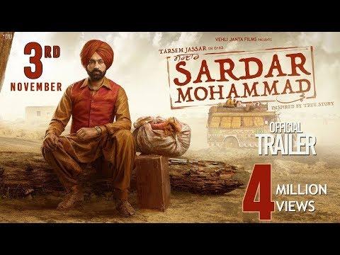 Sardar Mohammad Trailer Tarsem Jassar Vehli Janta Films White Hill Studios Rel On 3rd Nov