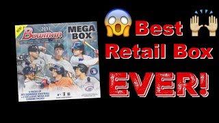 2017 Bowman Baseball Mega Box | Amazing Auto Hit!