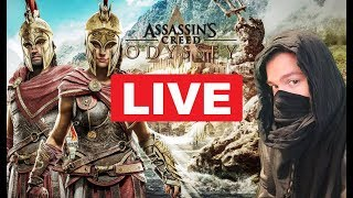 ASSASSIN'S CREED ODYSSEY - 08/10/2018