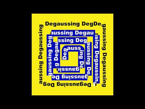<Degaussing> 디지털 싱글 / 18 Jul, 2018