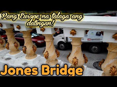 Jones Bridge mas nakabibighani na ngayon ang ganda | Manila Update | Mayor Isko Moreno