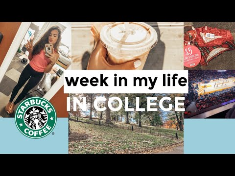 week in my life at the University of Tennessee!