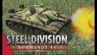 3rd APT Semi Final LB Steel Division Normandy 44 - Corbeau vs Tarsh IV Cheux, 1v1