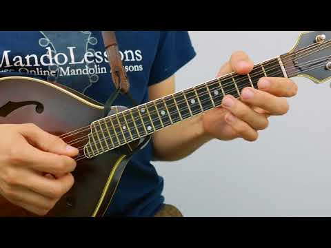 The Rights Of Man (With Tabs & Play Along Tracks) - Mandolin Lesson