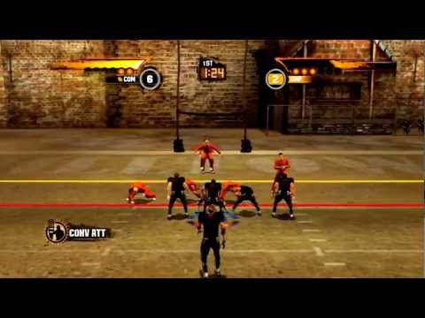Blitz: The League 2- Prison Ball Mode