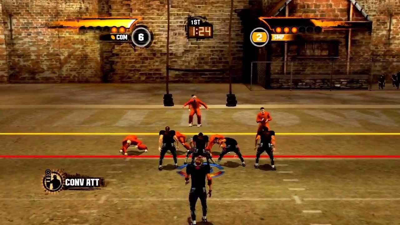 Blitz: The League 2- Prison Ball Mode - YouTube