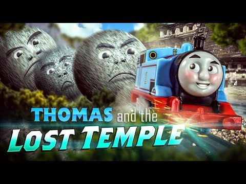Thomas and the Lost Temple | TCC Big World Big Adventures Compilation #1 | Thomas & Friends