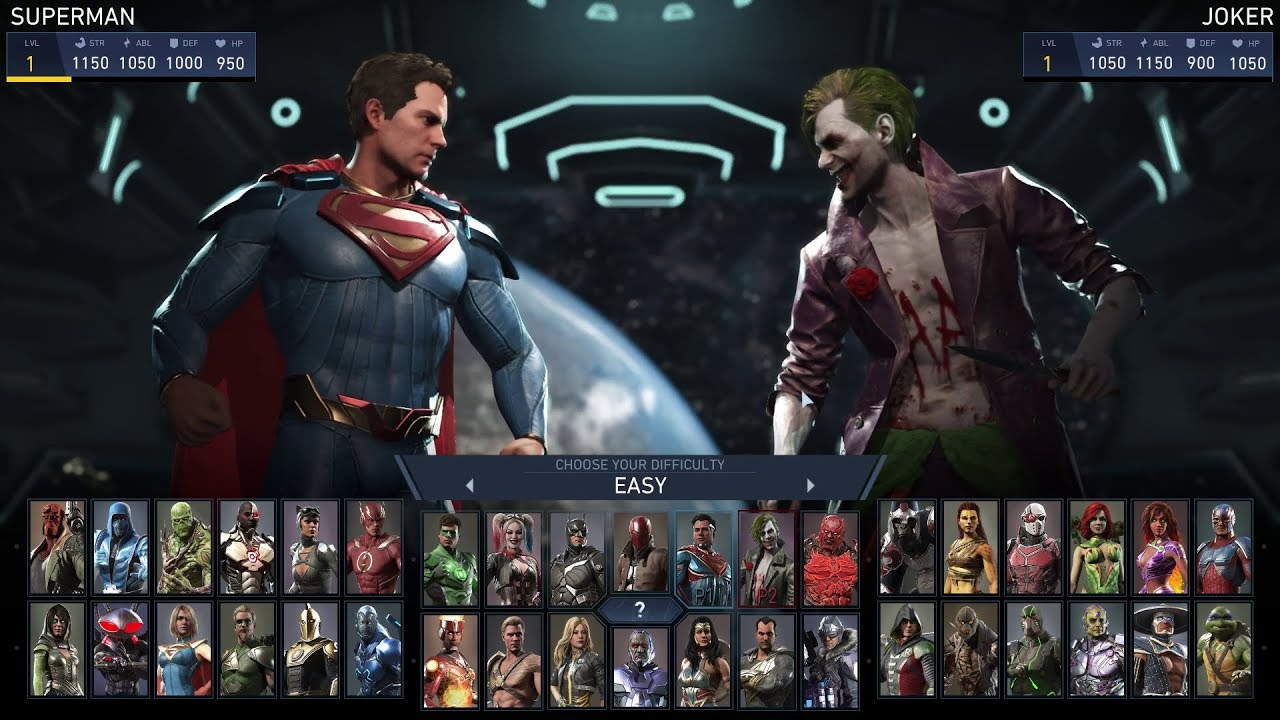 Injustice 2 PC Gameplay - YouTube