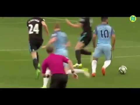 Download Manchester City vs West Bromwich Albion 3 1 Premier League 2017   HD